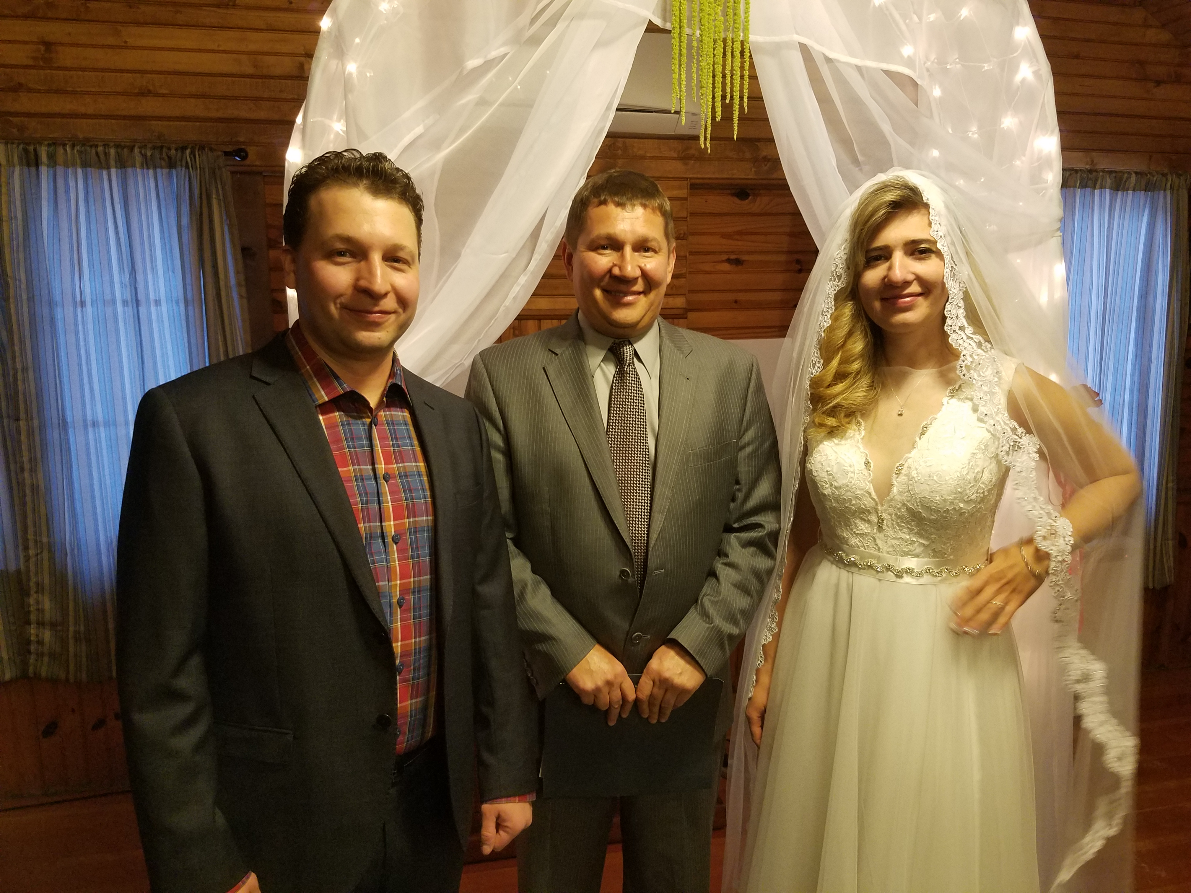 Click The Image Above To See Full Size High Resolution Photo Russian Wedding Officiant